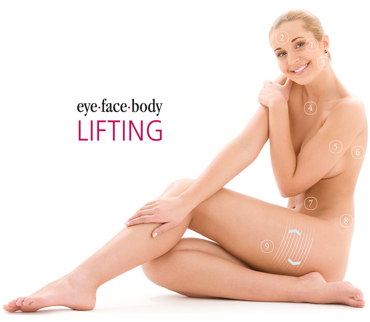 Eye Face Body Lifting